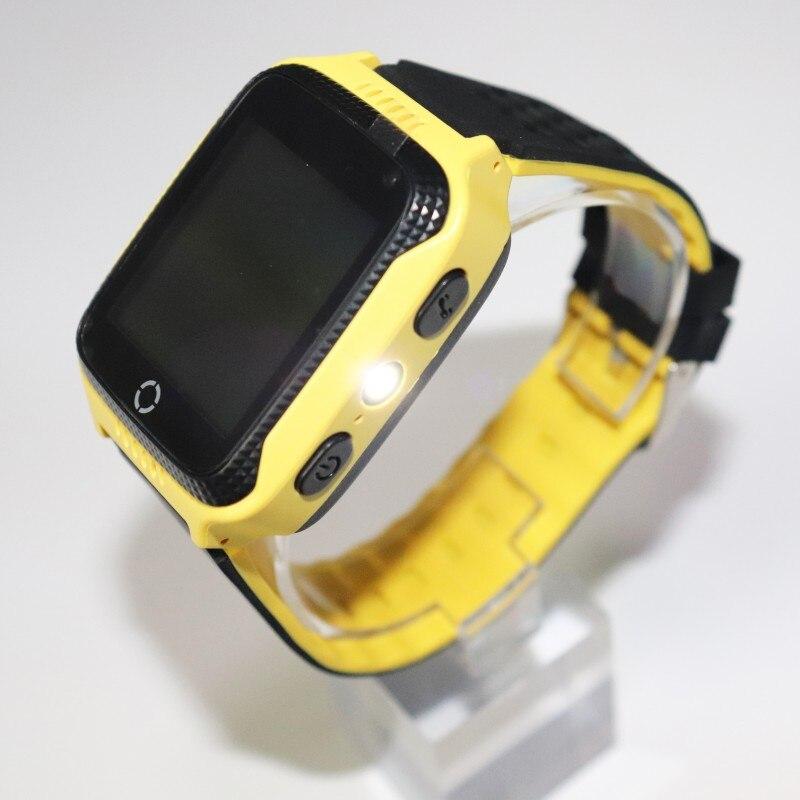 2018 Новый GPS отслеживания Смотреть Дети позиционирования фонарик Камера маленьких Часы touch Экран GPS Смарт-часы SOS вызова расположение q528