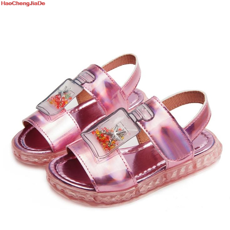Final Clearance Sale Girls Kids Sandal Jelly Soft Summer Shoes Baby Toddler