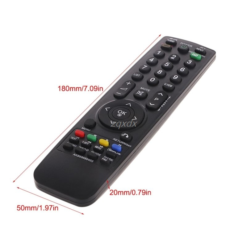 Замена универсальный пульт дистанционного Управление для LG AKB69680403 3D Smart ТВ Управление Лер Z07 Прямая поставка