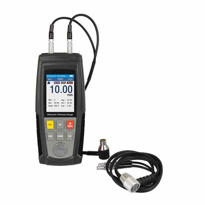GT1130 Digital Handheld Ultrasonic Thickness Gauge Gauge Tester Meter Tool