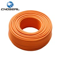 Choseal 50m 100m 305m Cat6 Network Cable Gigabit Double Shielding Twisted Pair Wire For RJ45 Network