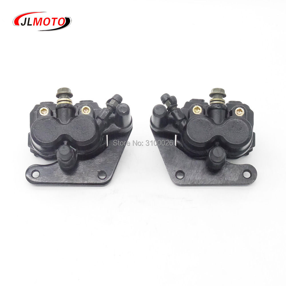 1Pair Left/Right Brake Caliper Fit For Actionbikes Jinling 250cc 300cc JLA-21B JLA-931 JLA-923 Racing Quad ATV Bike Parts