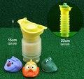 Crianças Potty Training wc crianças urinol plástico barril de urina 15 * 7 cm penicos bebê 400 ML