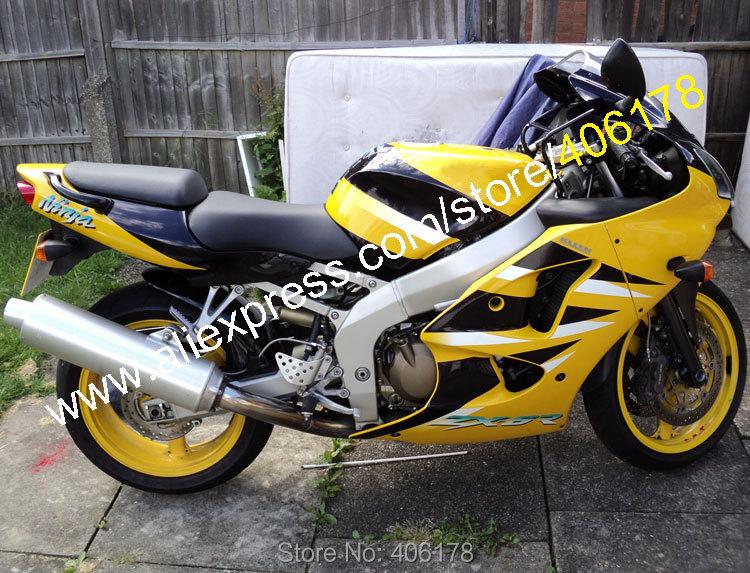 Hot SalesSportsbike Fairings For Kawasaki Ninja ZX6R ZX 6R 98 99 ZX