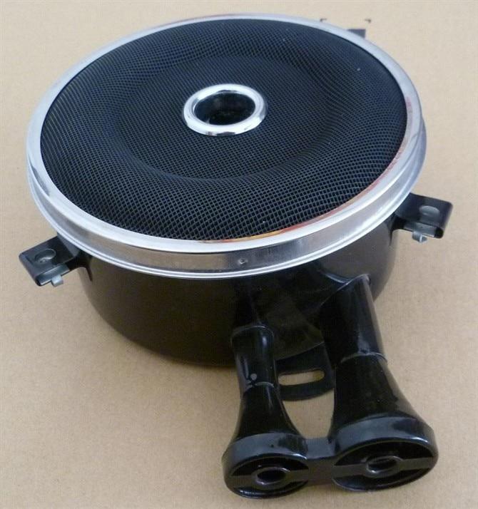 Desktop embedded infrared energy-saving kitchen burner IR built-in stove burner 165mm diameter