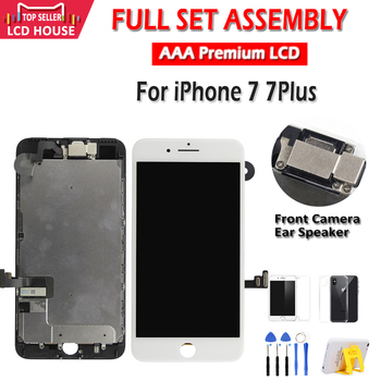 Hot Sale Replacement LCD For iPhone 7 Plus 7P LCD Screen Display Touch Digitizer Assembly For iPhone 7 7P LCD Screen AAA Quality new factory 7 85 ips 1024x768 lcd display for digma platina 7 85 3g ns7840mg inner lcd screen panel replacement