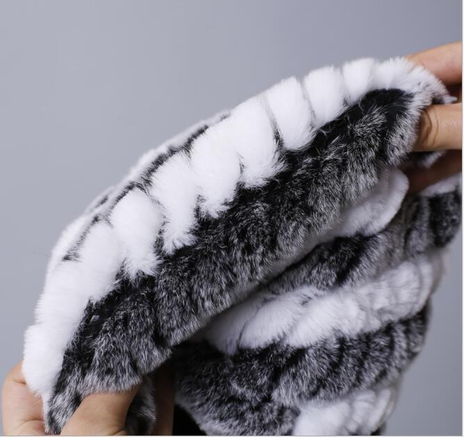 2019 High quality Women 39 s hat 100 rabbit fur famele hats outerwear beanies caps for women winter hats amp caps in Women 39 s Skullies amp Beanies from Apparel Accessories