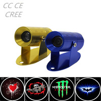 Waterproof Aluminum Alloy Laser Projector Taillight Accessori Motorcycle Scooter Rear LED Fog Lights For Kawasaki Z750