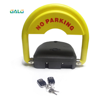 waterproof NO PARKING road BARRIER REMOTE CONTROL smart automated car parking system