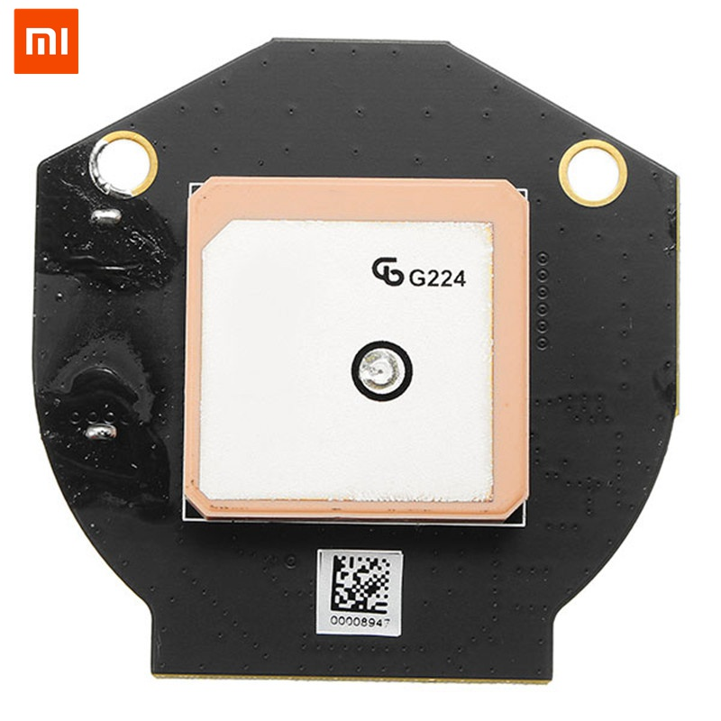 Original Xiaomi Mi Drone 4K Version Spare Parts GPS Module Board for HD Camera 3 Axis Gimbal RC Quadcopter Accessories Accs original upair one 2k 4k camera gimbal accessories for rc quadcopter spare parts rc models multirotor cam