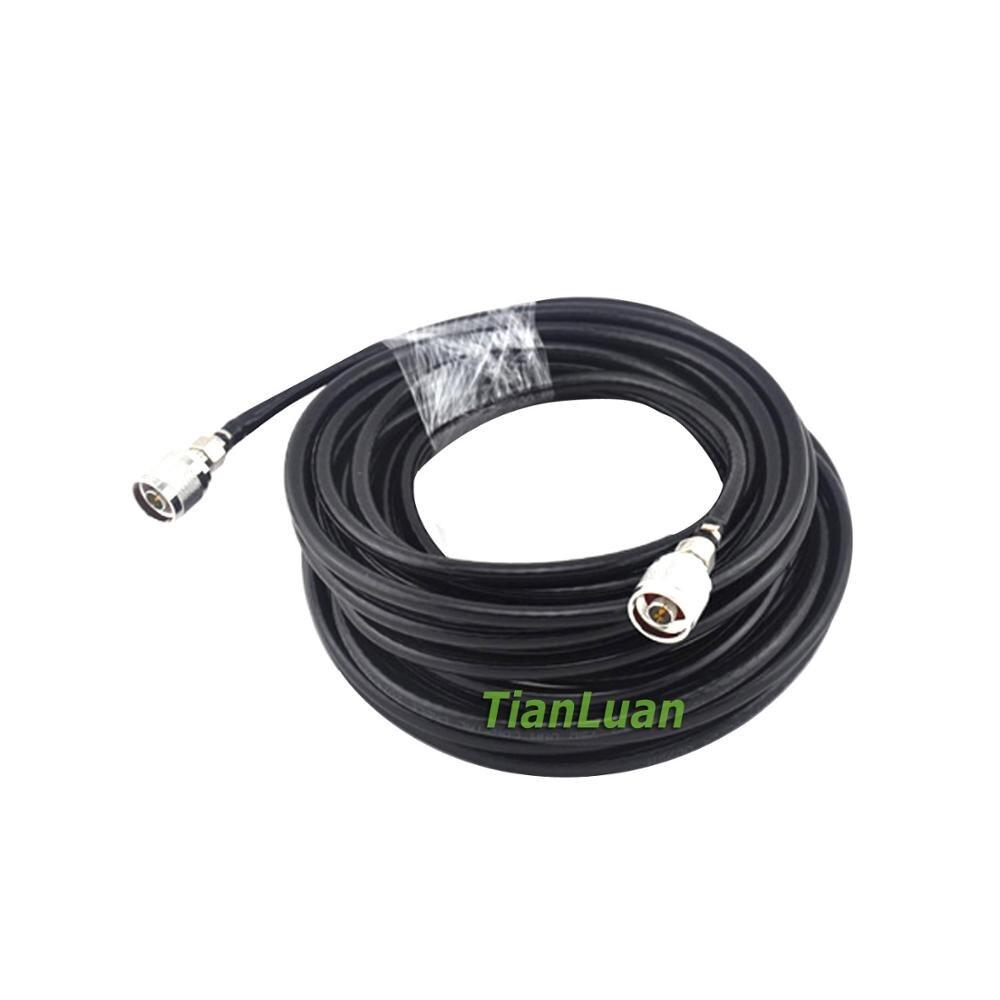 TianLuan affichage intelligent double bande téléphone Mobile 2G 3G Signal Booster GSM 900 mhz W-CDMA 2100 mhz Signal répéteur amplificateur ensemble complet - 6
