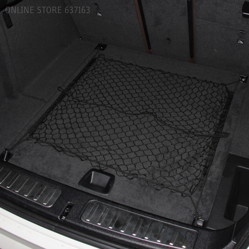 Rear Trunk Envelope /Floor Style Cargo Net Fit For Ford Focus 2 Focus 3 Kuga Ecosport Edge Mondeo Fiesta Flex Fusion