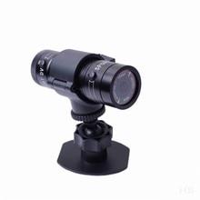 Free shipping F9 mini camera Full HD 1080P Bicycle Driving Sport camera DV waterproof camera 120 degree wide angle lens
