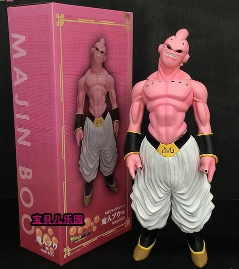 Oversized Dragon Ball Z Majin Buu Super Figure X Plus Gigantic Series 1/4 45cm W / Box цена