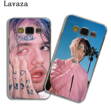 Lavaza Lil Peep Lil Bo Peep Hard Phone Cases for Samsung Galaxy A6 A8 Plus 2018 Grand Prime Note 8 9 A3 A5 2015 2016 2017 Case