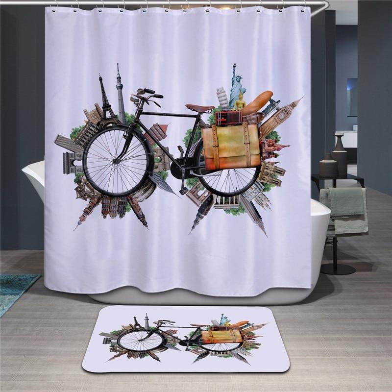 Online kaufen großhandel bad vorhang sets aus china bad vorhang ...