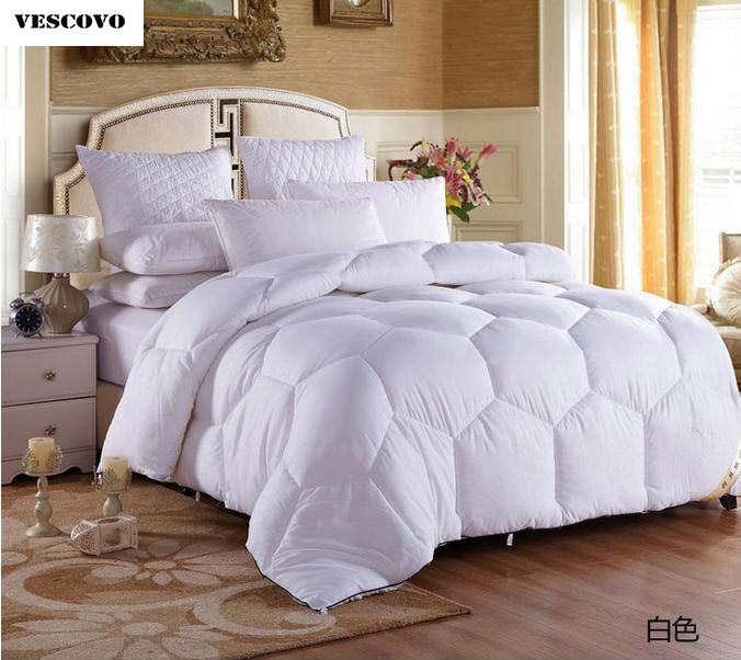 winter goose down blanket comforter winter king feather comforter embroidered summer quiltschina - Down Blankets