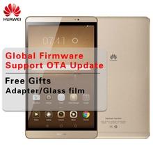 Global ROM Huawei MediaPad M2 8.0 Tablet PC Kirin930 Octa Core Android 5.1 8.0 inch 1920X1200