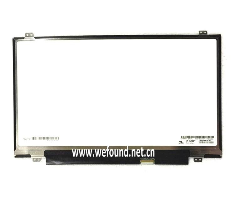 100% Original Laptop Screen 14.0 LP140WF5(SP)(B1) LP140WF5 SPB1 1920*1080 30pin Fully Test lg an wf 100