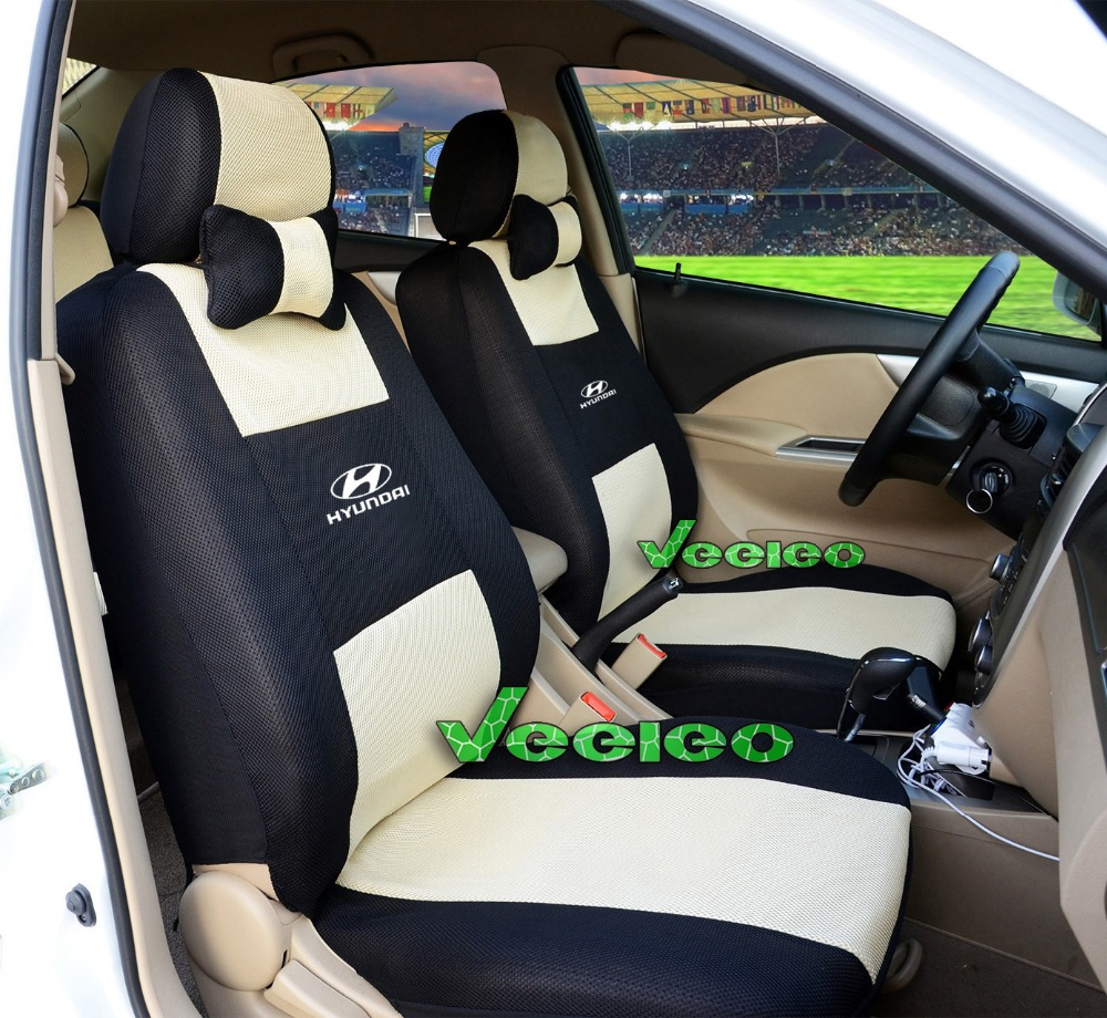Front Rear Car Covers Universal Car Seat Cover For