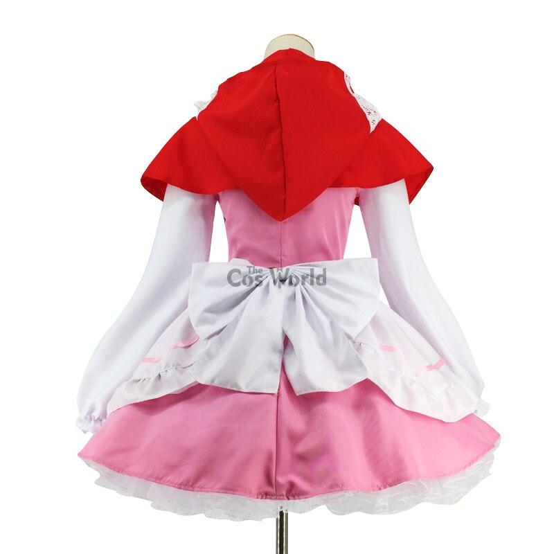 Miss Miss Kobayashi's Dragon Maid Kamui Kanna The Little Match Girl - Կարնավալային հագուստները - Լուսանկար 5