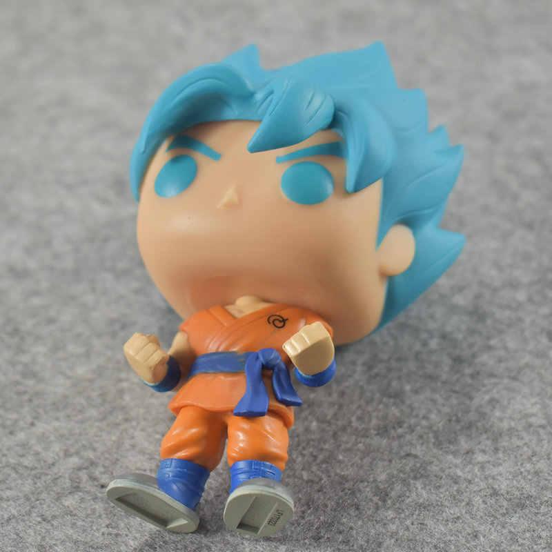 2019 Figura de Ação Anime Dragon Ball Son Goku Brinquedo do estilo 12 Super Vegeta Boneca Modelo Coleção Pvc Brinquedos Para As Crianças natal