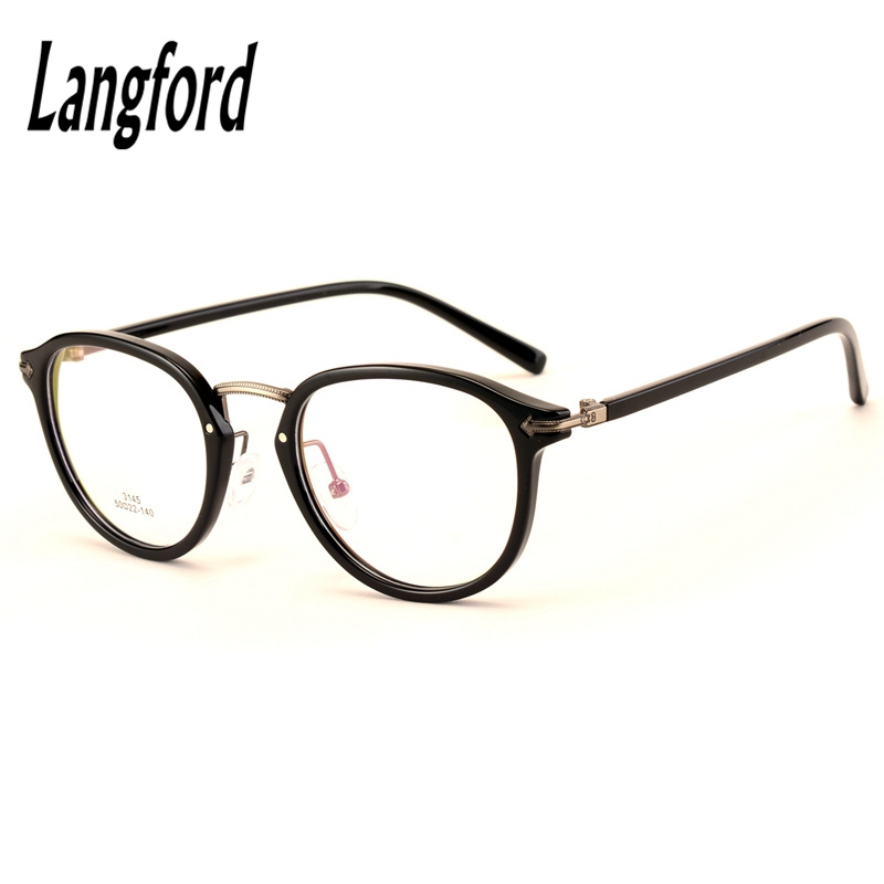 42d10e0df8 round frames vintage big hipster glasses optical eyeglasses frame ...