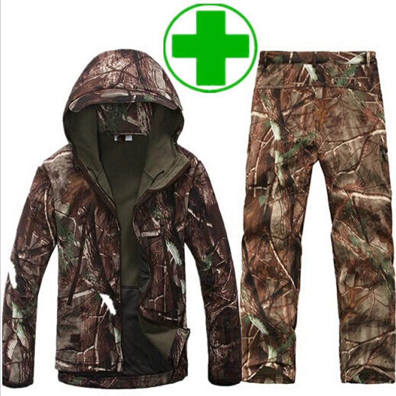 2017 Hunting Hot US Army Tactical Uniforms Men s Camouflage Service Military Combat Uniform Set Shirt