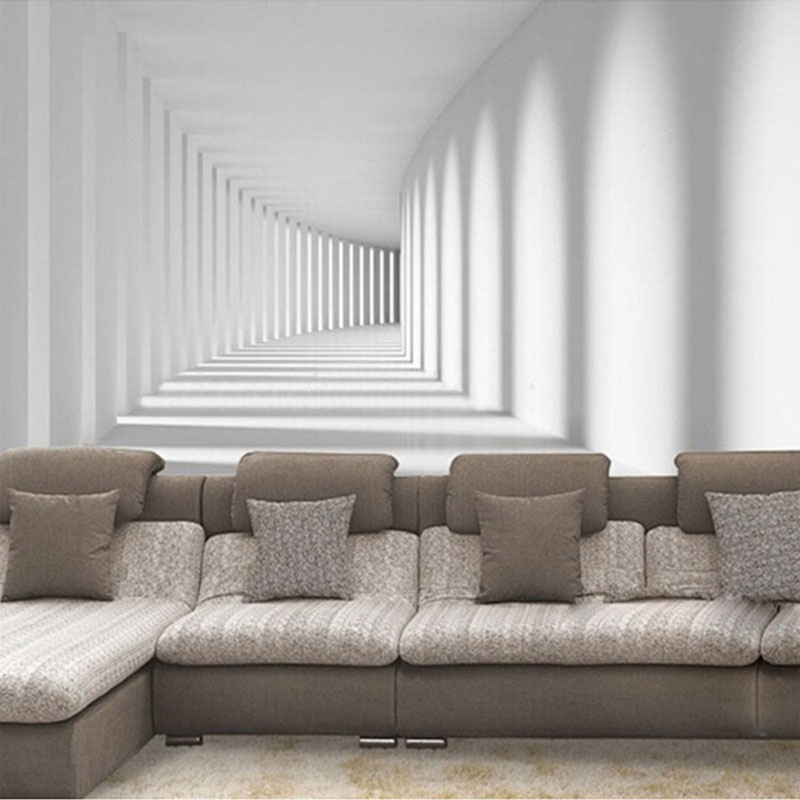 Home Improvement Custom 3D Photo Wallpaper Modern Abstract Passway Art Mural Living Room Sofa Background Wall Papers Home Decor