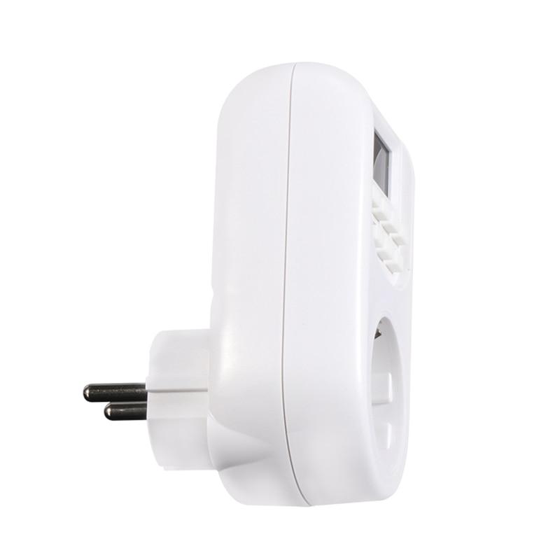 HTB1GBpha81D3KVjSZFyq6zuFpXaL - Digital Timer Electronic Switches EU Plug Socket Kitchen Timer Outlet 220V 50HZ 10A Programmable Timing Smart Socket