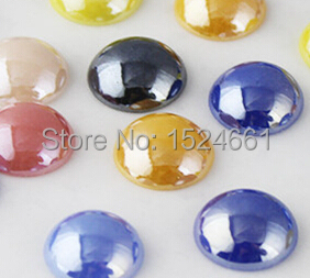 AZZ00316 10mm semicircle *craft beads loose freshwater half jewelry *craft beads loose freshwater imitation pearl ...