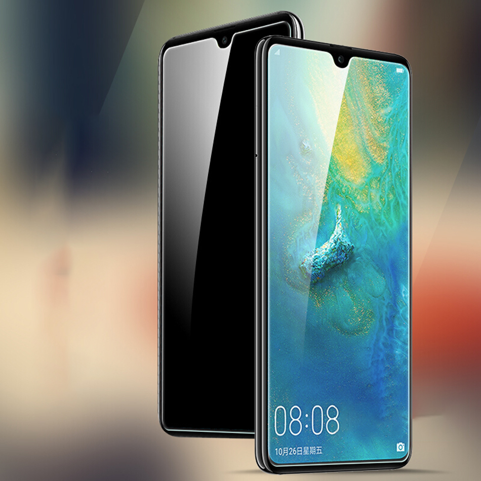 9JiQi mate20 P20 Pro Lite Tempered Glass 2.5D For Huawei P10 Lite P20Pro Full Film Protector For Huawei Honor 10 9 P10 plus Lite