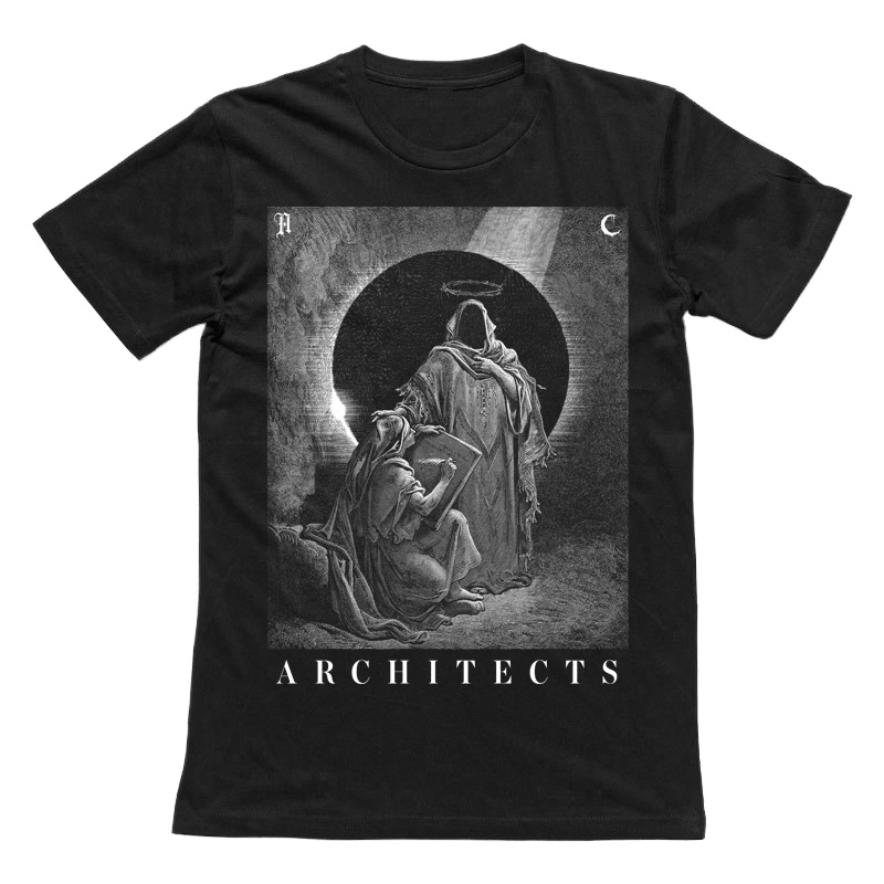 Architects Band Men's And Women's Short Sleeve T-shirt