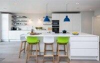 2017 Современный High gloss white лак кухонной мебели индивидуальные модульные кухонные шкафы l1606026