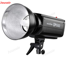 Godox DP600 600WS Pro fotografia Strobe Flash lampa studyjna głowica reflektora CD50