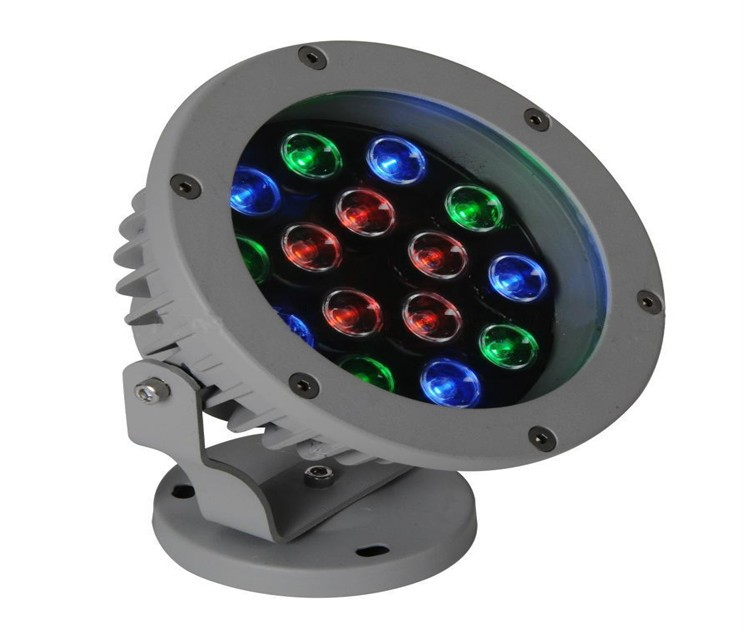 Waterproof High Power Led Light Ip68 15w Swimming Pool Waterfall Lights Underwater Led Lights