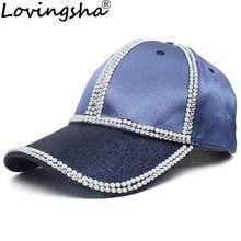 LOVINGSHA gorras de béisbol Boy diseño remache 3-8 años de edad Snapback  Caps niños de alta calidad tapa ajustable para chica so. 53dfe2ab884