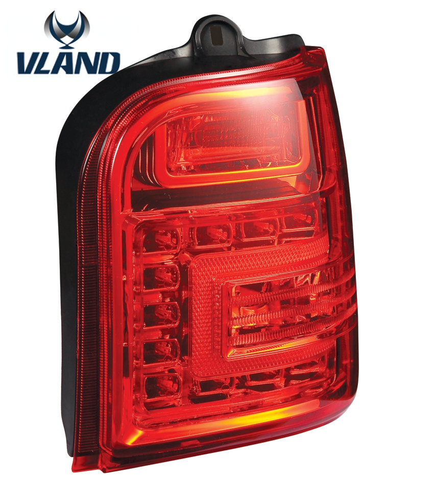 цены  Free shipping for Vland car Rear lamp for Proton For Perodua Kancil 1994-up LED taillight