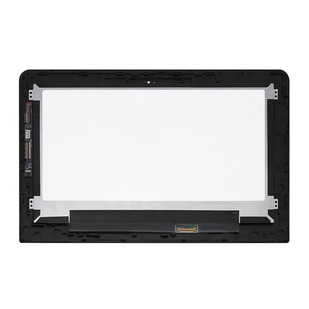 11.6 1366x768 LCD Display Touch Assembly+Frame For HP x360 11-U 11-u015la 11-U001TU 11-U054TU 11-u006tu 11-U003NA 856101-001 цена