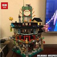 New 433Pcs Lepin 07046 Genuine Batman Movie Series The Joker S Lowrider Set Building Blocks Bricks