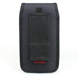 Image 3 - אנכי כפול טלפון סלולרי חבילת מותניים עם חגורה לולאות עבור iPhone Xs מקס/סמסונג הערה 9 /Huawei ניילון נרתיק כפול טלפון פאוץ