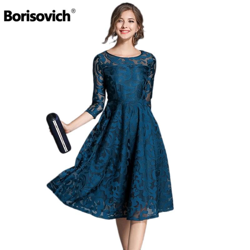 Borisovich New 2018 Spring Fashion England Style Luxury font b Elegant b font Slim Ladies Party