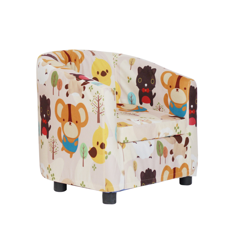 Children Sofa Cartoon Girl Princess 4-14 Year Old Kids Schoolboy Lazy Sofa Seat Disassembly And Washing