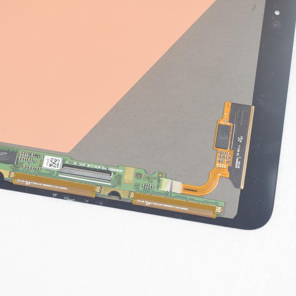 Nouveau panneau d'affichage LCD 9.7 pouces complet + verre numériseur écran tactile pour Samsung Galaxy Tab S2 T810 T815 T819 assemblage numériseur - 6