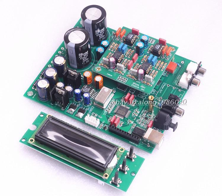 все цены на Assembeld ES9028PRO DAC Board OPA604AP  *2 + OPA2604AP  *2