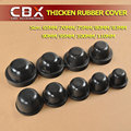 CBX High Quality Upgrade Thickness Rubber Cover Rubber Cap for Waterproof Dustproof 65MM 75MM 80MM 83MM 90MM 95MM 100MM 110MM