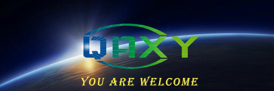 QAXY+YOU ARE WELCOME