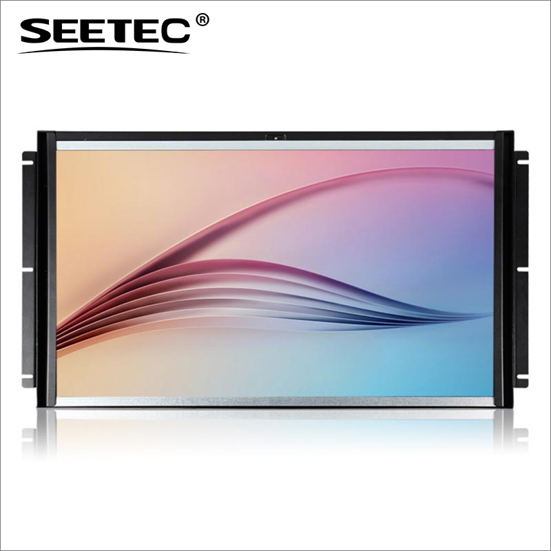 P215-9AH 21.5 Inch Open Frame Monitor With Light Sensor 21.5 Digital Outdoor Monitor Sunlight Readable Lcd Monitors Seetec