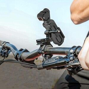 Image 5 - Osmo ポケットジンバル保護フレームサポート 1/4 ネジ selfie スティック三脚マウント dji Osmo ポケットハンドヘルドカメラアクセサリー