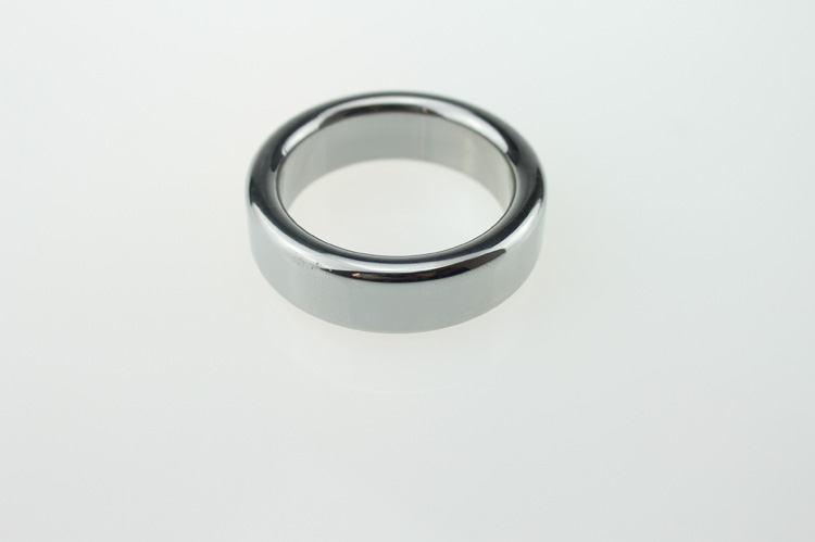 Stainless Steel Penis Ring,Cock Rings Delay Loops Dia 38 41 47 50mm 6mm Thick,Male Chastity Device,Adult Game Sex Toys For Men